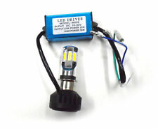 H4/H6- 6 LED 35w M02 E HID Head Light Bulb 3500LM Hi Low Beam For Bike/Car