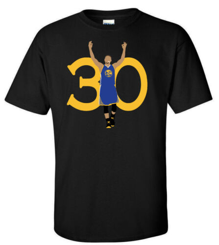 "Steph Curry Golden State Warriors /""Steph 30/"" T-Shirt"