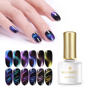 BORN-PRETTY-6ml-Gradient-3D-Cat-Eye-UV-Gel-Polish-Glitter-Magnetic-Gel-Varnish
