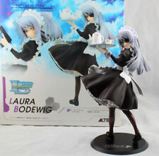 Anime IS Infinite Stratos Laura Bodewig Maid Ver. 1/8 PVC Figure New In Box