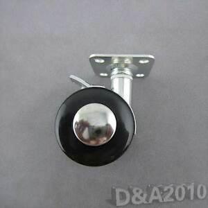 1-5-034-Heavy-Duty-Steel-Swivel-Caster-With-Lock-Grey-Nylon-Wheel-Large-Top-Plate
