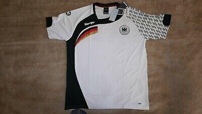 kempa dhb germany deutschland home trikot shirt handball