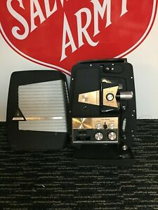 VINTAGE SUPER AUTOMATIC 8MM PROJECTOR