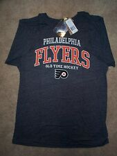 ($26) Philadelphia Flyers nhl Hockey Jersey Tee T-Shirt ADULT MEN'S (m-medium)