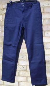 Size Colour Men's 31 34 Blue Trousers Levi's Navy Zq7Ew8P8