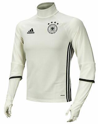 Details zu Adidas DFB Deutschland Training Shirt blau 2014 Germany size XS Mercedes Benz