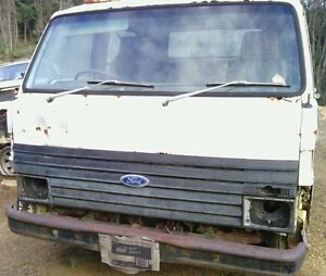8ad74adb37 Image is loading Wrecking-only-84-Ford-trader-Mazda-T3500-Cab-