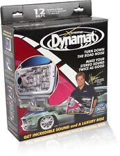 """Dynamat Xtreme Door Kit 10435 Xtreme Door Sound Dampening Kit w/ Four 12""""x36 pcs"""