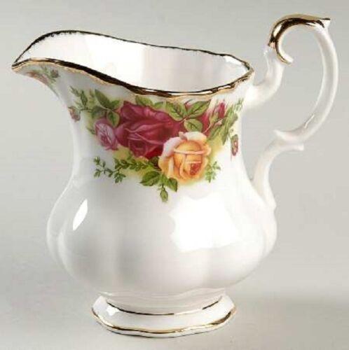Royal Albert Old Country Roses Bone China Cream Jug Large ~ New