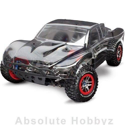 Traxxas Slash 1 10 Short Course 4X4 Platinum Edition (Low-CG Chassis) - TRA6804R