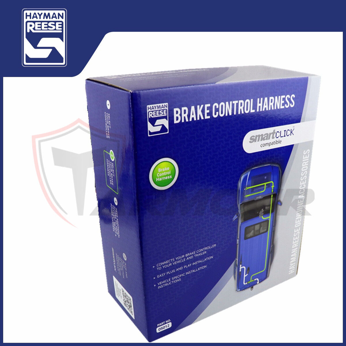 Hayman Reese 05012 Brakes Control Harness Ebay Electric Brake Controller Wiring Norton Secured Powered By Verisign