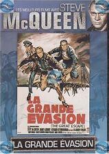 DVD LA GRANDE EVASION steve mcqueen