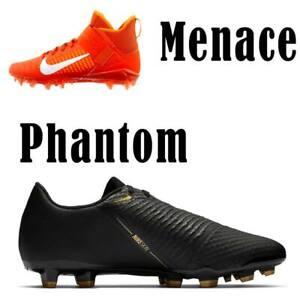 NIKE ALPHA MENACE PRO 2 MID PHANTOM VENOM ACADEMY FG FOOTBALL SOCCER CLEATS