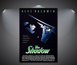 The Shadow Vintage Comic Movie Large Poster A4 sizes A1 A2 A3