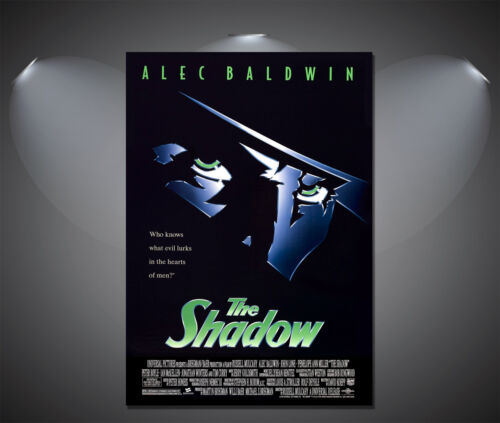 A4 sizes The Shadow Vintage Comic Movie Large Poster A2 A1 A3