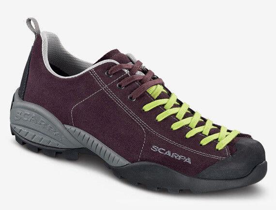 Schuhe Lifestyle Damen SCARPA Mojito GTX Farbe Temeraire
