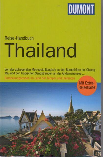 DuMont Reise-Handbuch Reiseführer Thailand von Renate Loose (2014, Taschenbuch)