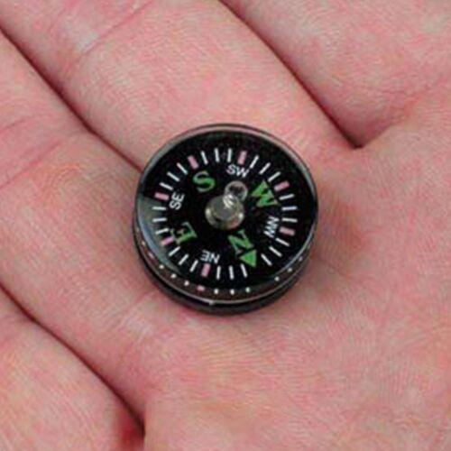 BUSSOLA a Bottone Explorer-Mini 14 mm Bottone riempita di olio BUSSOLA BCB Nato Approvato