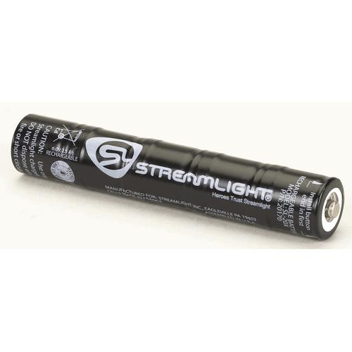 6V 2500mAh NICD Flashlight Battery For Streamlight 20X1701 40070149 26000