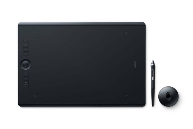 NibSaver Surface Cover for Wacom Intuos Pro Touch Medium Pen Tablet PTH660