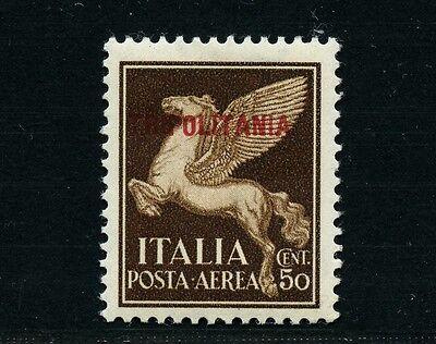 Begeistert Italienisch-tripolitanien Libyen 1930 Pegasus Unverausgabt I Postfrisch Mnh/14