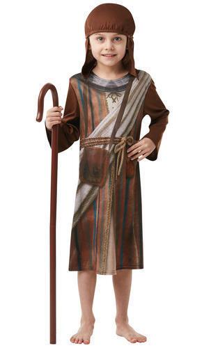 Natività Giocare Shepherd Costume Vestito Ragazzi per bambini 3-4 anni