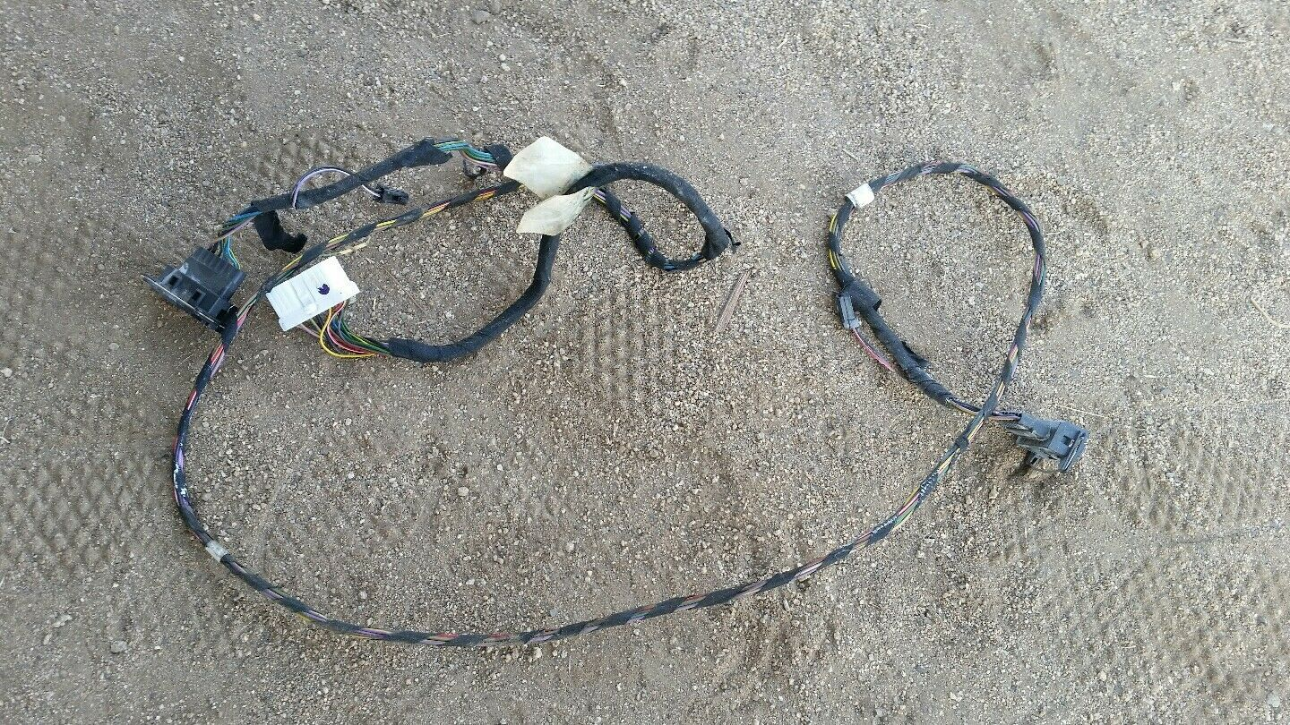 1995 Jaguar Xj6 Wiring Harness Library To Mid 1996 Taillight Rear Side Marker Wire Lna3082ae Ebay