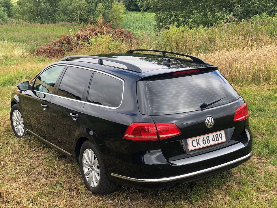 VW Passat, 2,0 TDi 140 Comfortl. Vari. DSG BM, Diesel