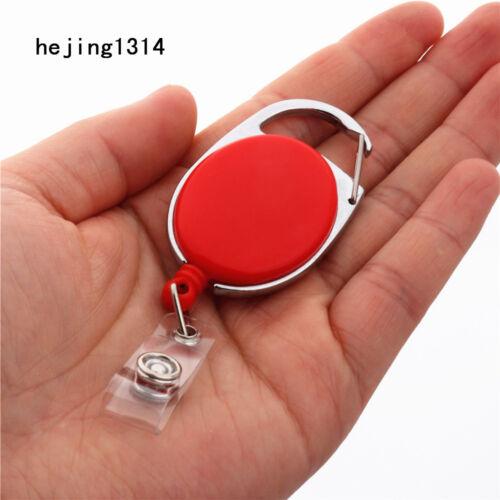 Card sets Pull Badge Reel  Lanyard Name Tag  Holder Reels  Key Ring Chain Clips