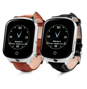 kinder gps sos uhr tracker smartwatch 3 2 gen innogad ebay. Black Bedroom Furniture Sets. Home Design Ideas