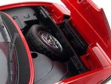 FERRARI MONDIAL 8 RED 1:18 DIECAST MODEL CAR BY HOTWHEELS P9882