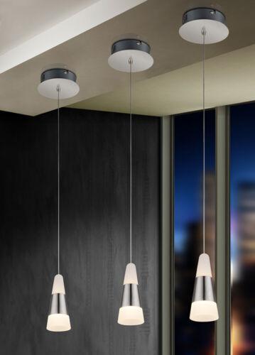LED Design Decken Hänge Lampe Wohn Zimmer Beleuchtung Pendel Strahler Leuchte