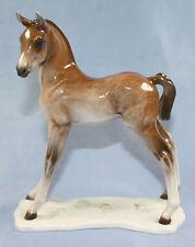 Fohlen Pferdefigur pferd  Porzellan Rosenthal  figur kärner 1957 perfekt