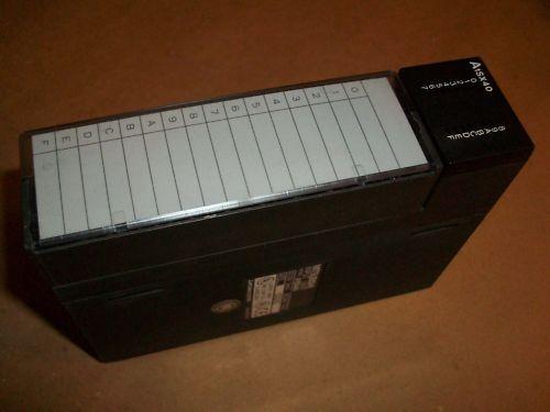 Mitsubishi A1SX40  PLC DC Input Module