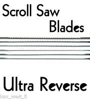 Scroll Saw Blades 5 Dz Flying Dutchman ultra Reverse Sampler Pack By Pld