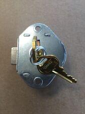 Master Lock LOCKER LOCK W/2 Keys - Model 1710 MK - Brand New-