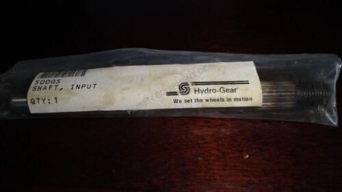 Genuine Hydro Gear SHAFT INPUT 50005