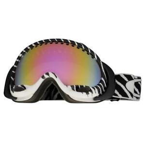 Oakley 57-423 A Frame Shaun White Highlight VR50 Pink Iridium Snow Ski Goggles .