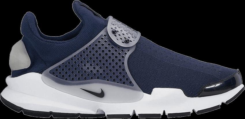 Nike Sock Dart Neu Gr:38,5 Midnight Presto navy blau Klett Free Presto Midnight Moire Flyknit 609d67