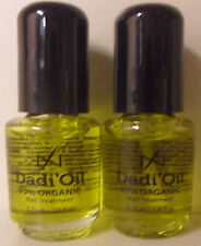 Dadi Aceite Especial Solar Aceite / Uñas Y Cutículas Acondicionador / 3.75 Ml X 2