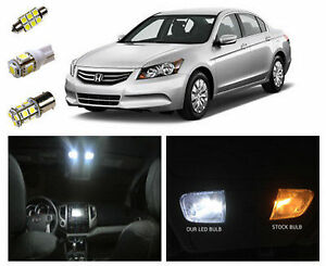 Honda-7th-GEN-Accord-Euro-02-12-Bright-White-LED-Interior-Light-bulb-globe-Kit