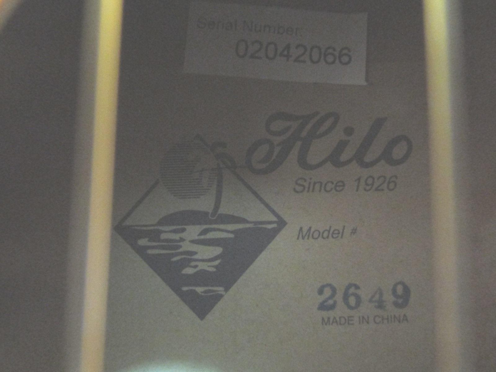 Hilo Ukelele Hawaii Modelo Modelo Modelo 2649 c522f7