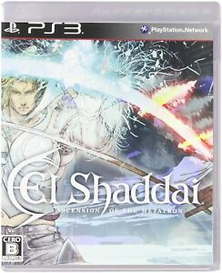 UsedGame-PS3-El-Shaddai-Ascension-of-the-Metatron-Japan-Import-FreeShipping