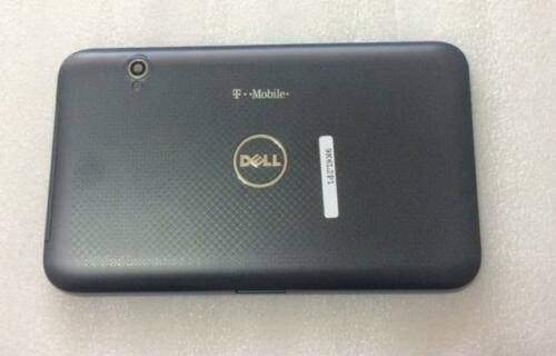 Dell Streak 7 7IN T-Mobile Tablet Dark Grey Back Cover Housing with buttons