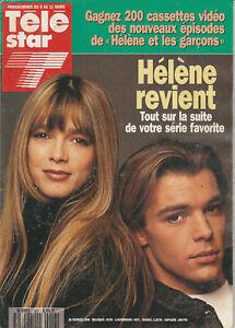 Tele-Star-N-909-Helene-Rolles-G-Depardieu-F-Fabian-Sylvie-K-Turner