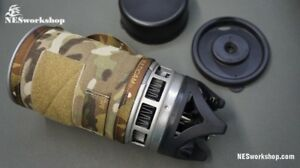 Multicam Thermo Cover für Jetboil 0,8L Cup Kochen System nesworkshop