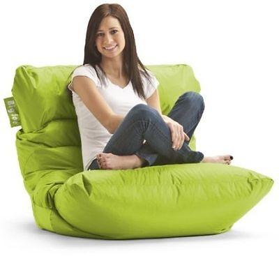 Big Joe Roma Bean Bag Chair In Spicy Lime Green Brand