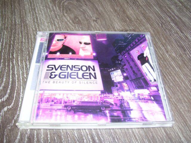 Beauty Of Silence Svenson Gielen Good Import Extra Tracks For Sale
