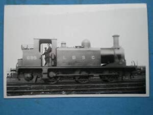 PHOTO  SR EX LBSCR LOCO NO 695 - Tadley, United Kingdom - PHOTO  SR EX LBSCR LOCO NO 695 - Tadley, United Kingdom