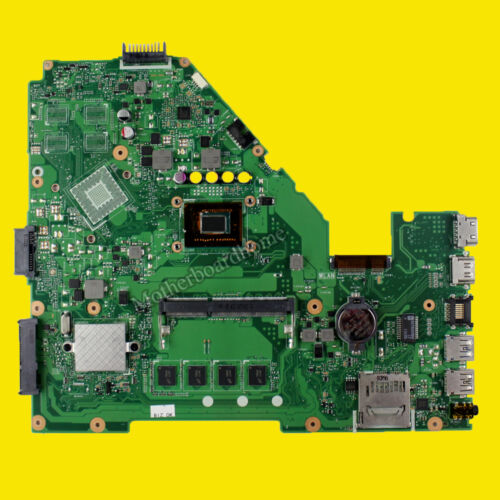 For ASUS A550CA R510C R510CA X550CA W// I3-2377U 4GB Motherboard X500CC REV 2.0